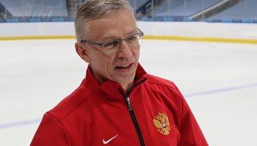 Ротенберг рассказал, останетсяли Ларионов всборной России после МЧМ-2021