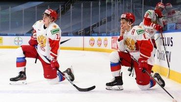 Фетисов нестал комментировать возможную отставку Ларионова споста главного тренера молодежки