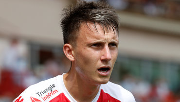 «Лорьян»— «Монако»: Головин забил через 10 секунд после выхода назамену