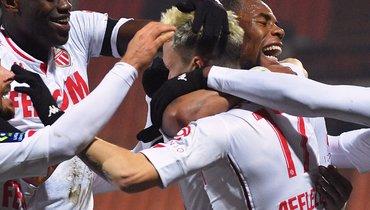 Гол Головина помог «Монако» одержать победу над «Лорьяном»