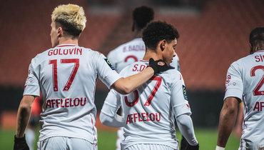Диоп очень рад заГоловина, забившего гол «Лорьяну»