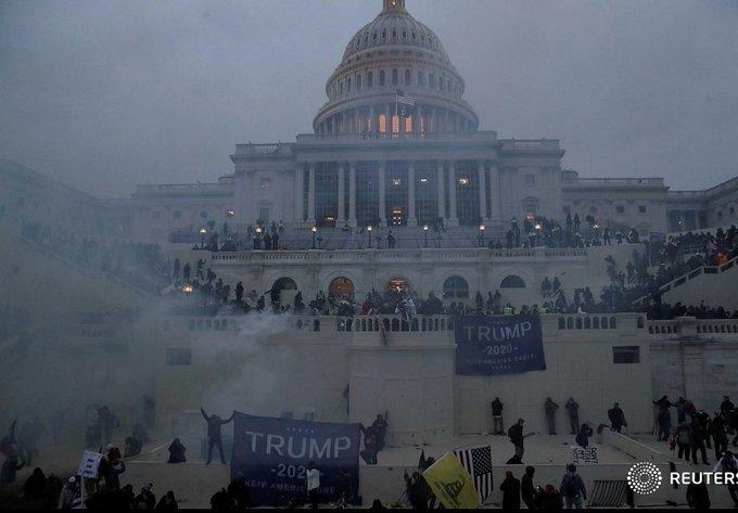 Здание Капитолия. Фото Reuters