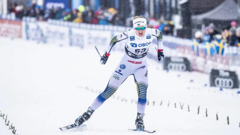 Сборная Швеции полыжным гонкам может сняться с «Тур деСки» из-за коронавируса. Фото Nordic Focus