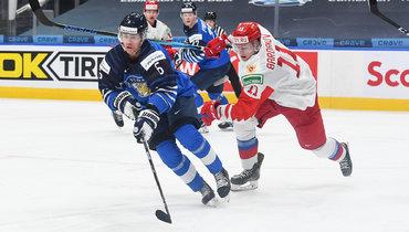 Захар Бардаков (справа) был признан открытием МЧМ всоставе сборной России.