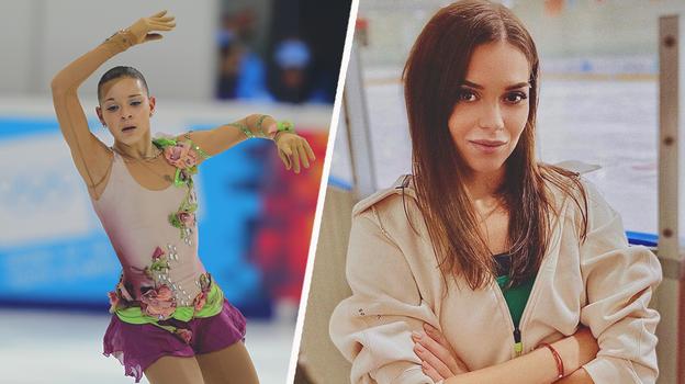 """Аделина Сотникова: в2013-м году ив2020-м. Фото """"СЭ"""""""