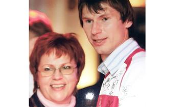 Мама Егора Титова расскажет окарьере сына