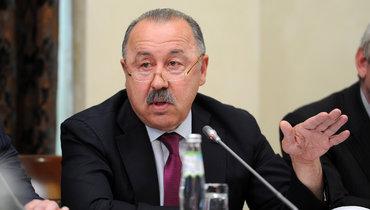 Валерий Газзаев. Фото Алексей Иванов