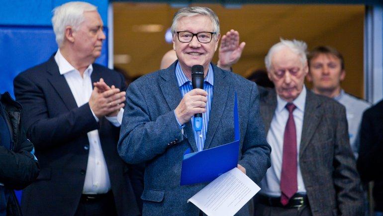Геннадий Орлов. Фото Анна Мейер, ФК «Зенит»