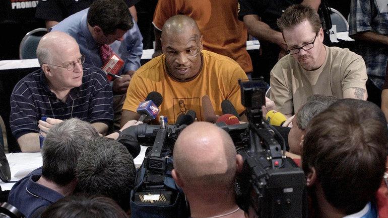 Майк Тайсон. Фото Reuters