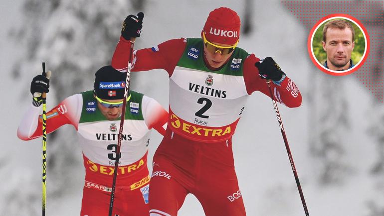Норвежцы вэтом году участия неприняли иконкуренции нашим лыжникам несоставили. Фото AFP