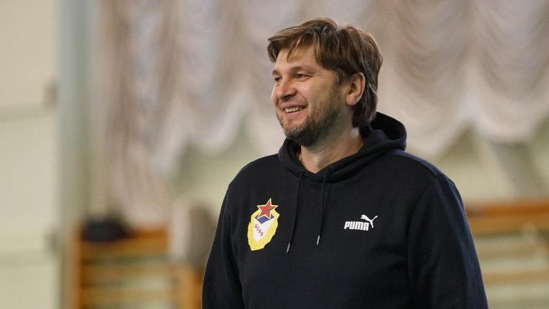 Игорь Левшин.