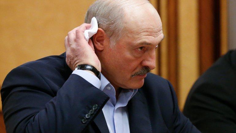 Александр Лукашенко. Фото Twitter
