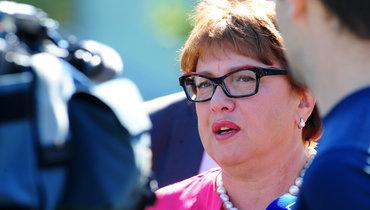 Экс-президент «Локо» Смородская отказалась участвовать ввыборах президента ФНЛ