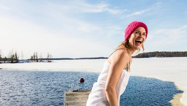 Полезноли купание впроруби вКрещение?