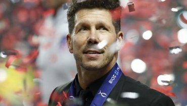 Симеоне признан лучшим тренером десятилетия поверсии IFFHS