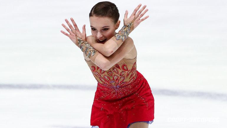 Анна Щербакова. Фото -