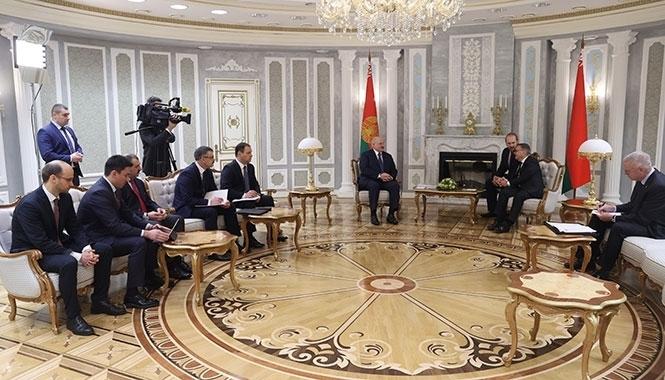 Александр Лукашенко. Фото president.gov.by.