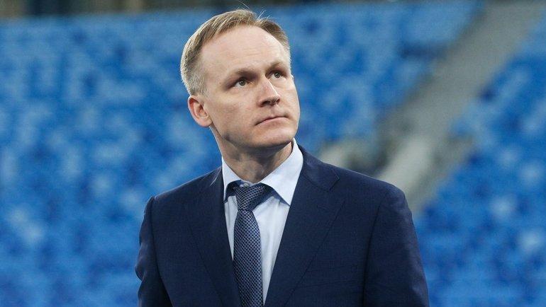 Павел Пивоваров. Фото ФК «Зенит»