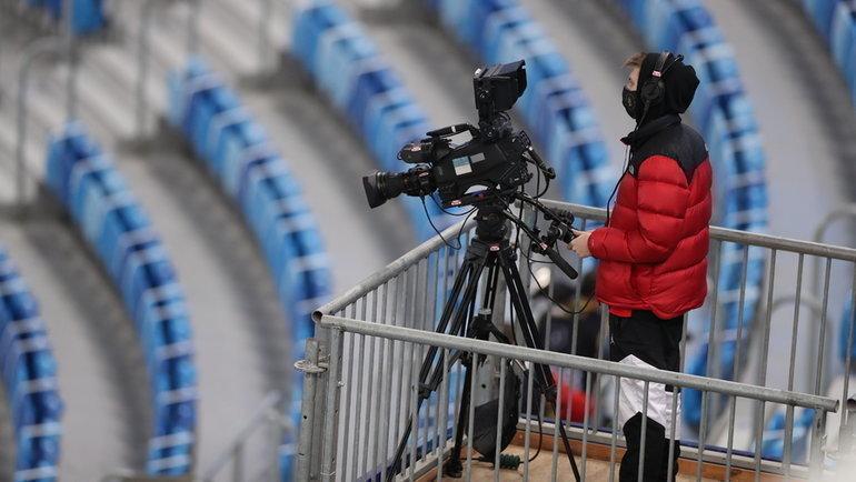 Какие спортивные трансляции пользовались наибольшим вниманием уаудитории? Фото Александр Федоров, «СЭ» / Canon EOS-1D X Mark II