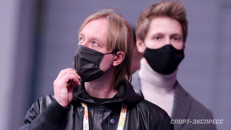 Евгений Плющенко. Фото Дарья Исаева, «СЭ» / Canon EOS-1D X Mark II