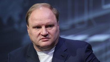 Хрюнов заявил оготовности организовать для Плющенко боксерский поединок сЖелезняковым