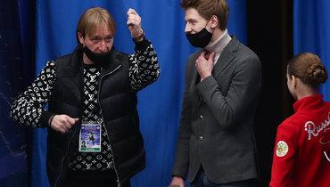 «Готов ему постучать поголове». Плющенко ответил навызов хореографа Тутберидзе