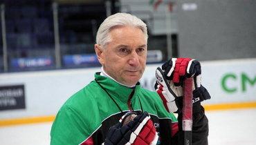 Зинэтула Билялетдинов похвалил дебютную игру внука в НХЛ