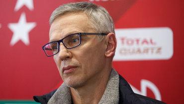 Ларионов ждал, что сборная России сможет дойти дофинала МЧМ-2021