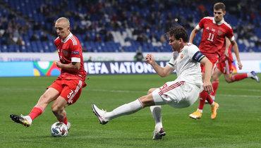 Матч Венгрия— Россия— самая популярная футбольная трансляция года
