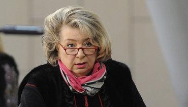 Тарасова назвала пиаром конфликт Плющенко иЖелезнякова