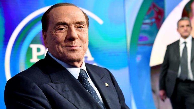 Сильвио Берлускони. Фото AFP