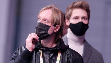 Плющенко ответил наизвинения Железнякова: «Когда запахло жареным— включил заднюю. Мужчина должен отвечать засвои слова»