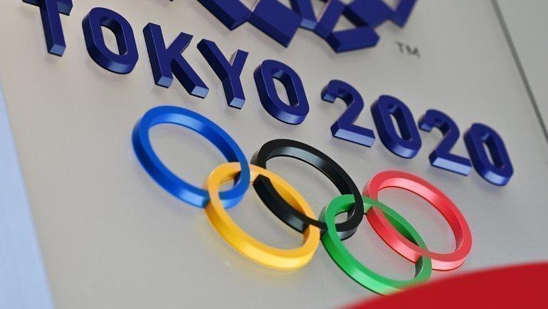 Олимпиада вТокио. Фото AFP