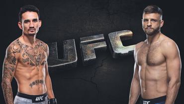 Макс Холлоуэй— Кэлвин Каттар: UFC Fight Night, что нужно знать отурнире