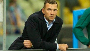 Шевченко вошел вчисло лучших тренеров сборных поверсии IFFHS