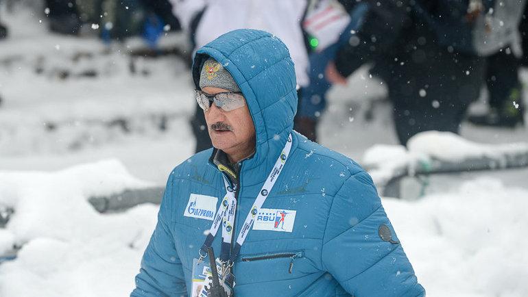 Анатолий Хованцев. Фото СБР.