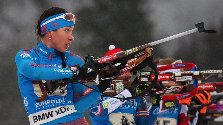 Ульяна Кайшева. Фото СБР