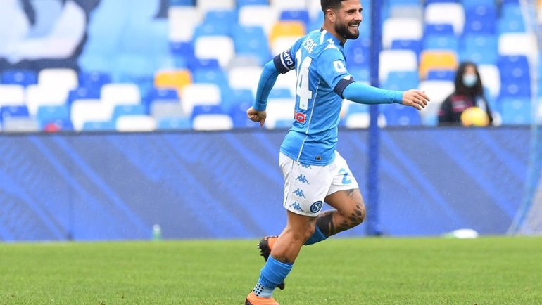 Лоренцо Инсинье. Фото ФК «Наполи».