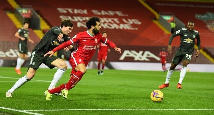 «Ливерпуль»— «Манчестер Юнайтед»— 0:0. Фото ФК «Ливерпуль»
