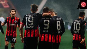 Йович заполчаса забил за «Айнтрахт» столькоже, сколько за «Реал» с2019 года