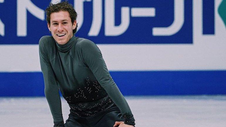 Джейсон Браун. Фото U.S. Figure Skating