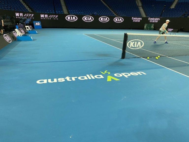 Australian Open. Фото essentiallysports.com.