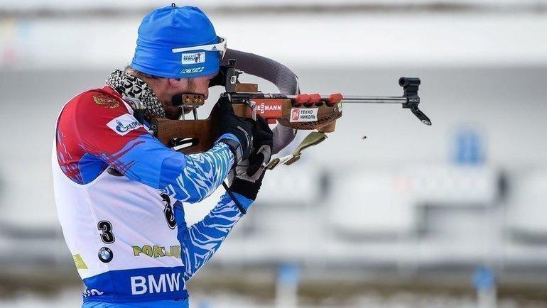 Александр Логинов. Фото https://www.biathlonrus.com/news/akimova-vystupit-v-antkholtse-rotatsiya-v-sbornoy-rossii/, Reuters