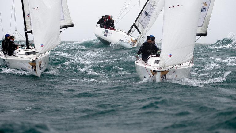Первый этап PROyachting Winter Challenge.