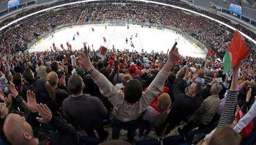 Минск принимал чемпионат мира в2014 году. В2021-м Белоруссия осталась без турнира.
