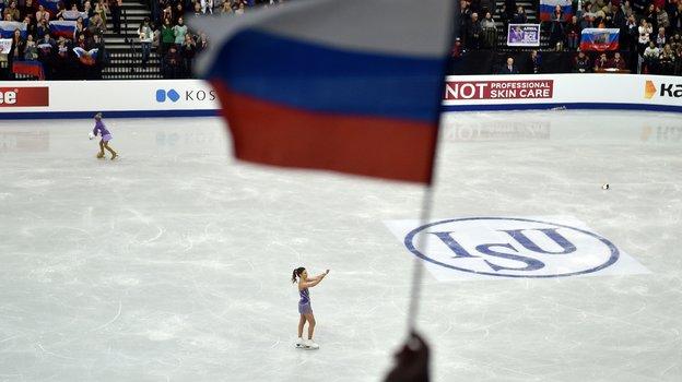 Для чего Россия проводит командный турнир фигуристов ичто изэтого получится? Фото AFP