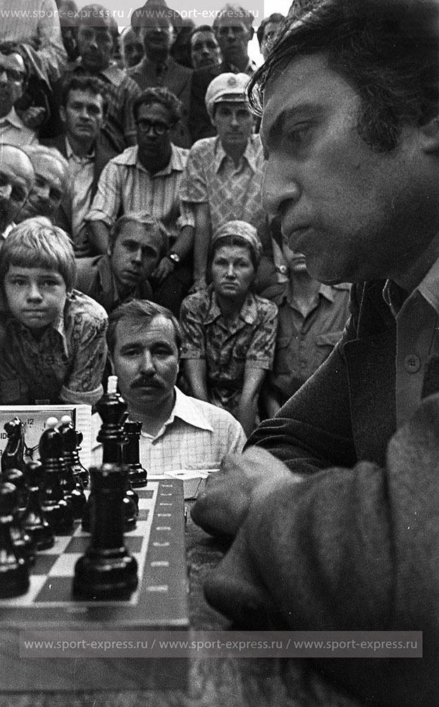 """Август 1979 года. Они «сыграли сТалем десять партий». Фото Александр Федоров, """"СЭ"""""""