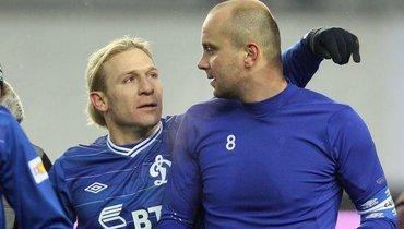 Воронин— о «Динамо», вкотором был капитаном: «Роль Хохлова была важнее, чем Силкина»
