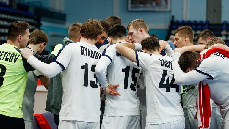 Первый матч ЦСКА в2021 году запланирован на4февраля. Фото Василий Пономарев