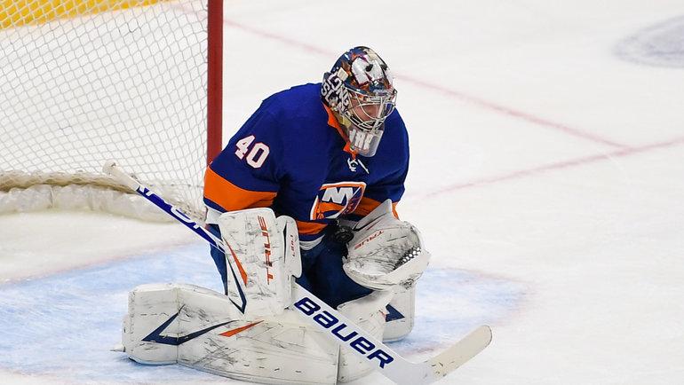 Семен Варламов. Фото USA Today Sports